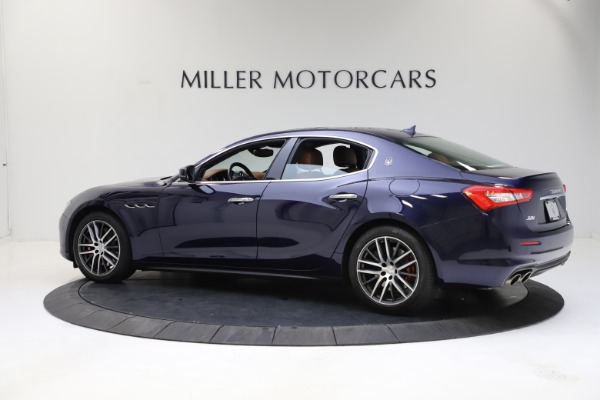 Used 2018 Maserati Ghibli S Q4 for sale $53,900 at McLaren Greenwich in Greenwich CT 06830 4
