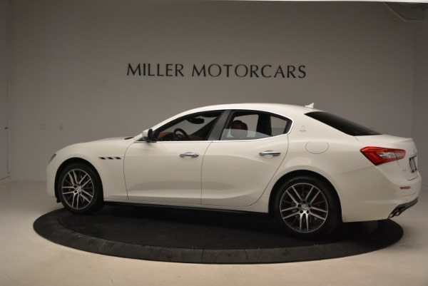 New 2018 Maserati Ghibli S Q4 for sale Sold at McLaren Greenwich in Greenwich CT 06830 4