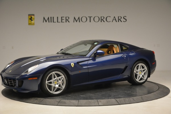 Used 2007 Ferrari 599 GTB Fiorano GTB Fiorano F1 for sale Sold at McLaren Greenwich in Greenwich CT 06830 2