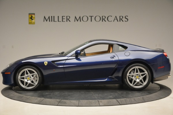 Used 2007 Ferrari 599 GTB Fiorano GTB Fiorano F1 for sale Sold at McLaren Greenwich in Greenwich CT 06830 3