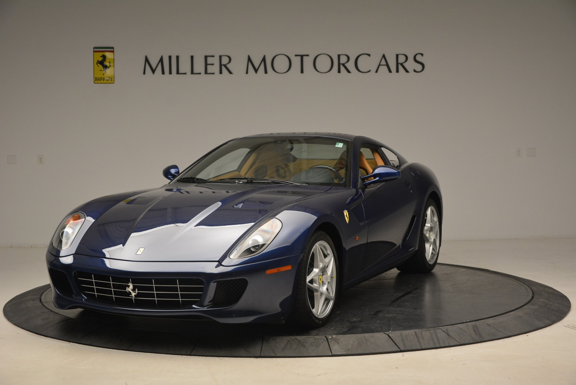Used 2007 Ferrari 599 GTB Fiorano GTB Fiorano F1 for sale Sold at McLaren Greenwich in Greenwich CT 06830 1