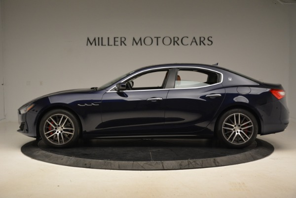 New 2018 Maserati Ghibli S Q4 for sale Sold at McLaren Greenwich in Greenwich CT 06830 3