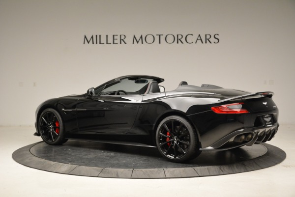 Used 2018 Aston Martin Vanquish S Convertible for sale Sold at McLaren Greenwich in Greenwich CT 06830 4