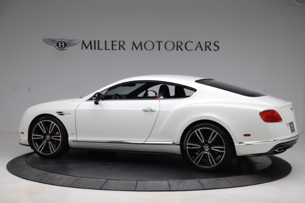 Used 2016 Bentley Continental GT V8 S for sale Sold at McLaren Greenwich in Greenwich CT 06830 4