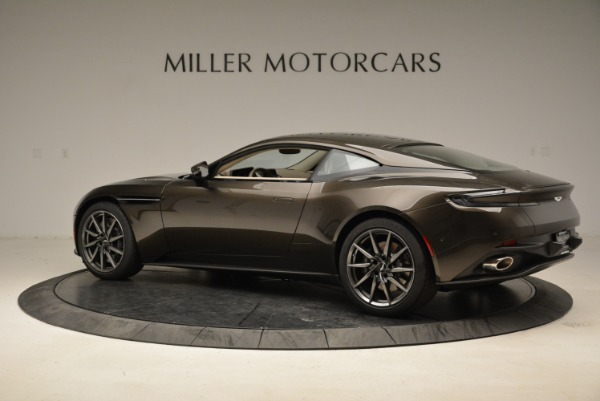 New 2018 Aston Martin DB11 V12 for sale Sold at McLaren Greenwich in Greenwich CT 06830 4