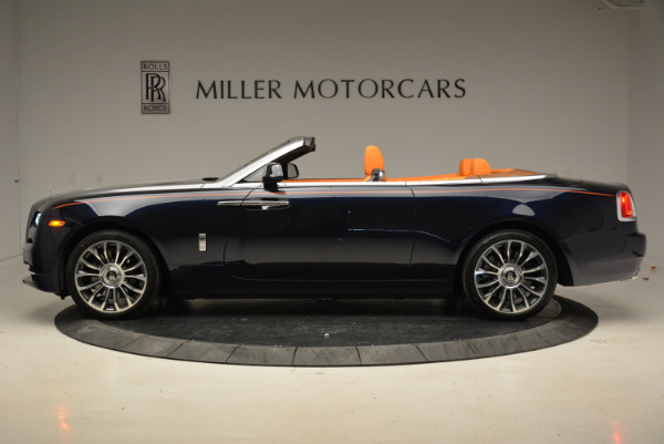 New 2018 Rolls-Royce Dawn for sale Sold at McLaren Greenwich in Greenwich CT 06830 3