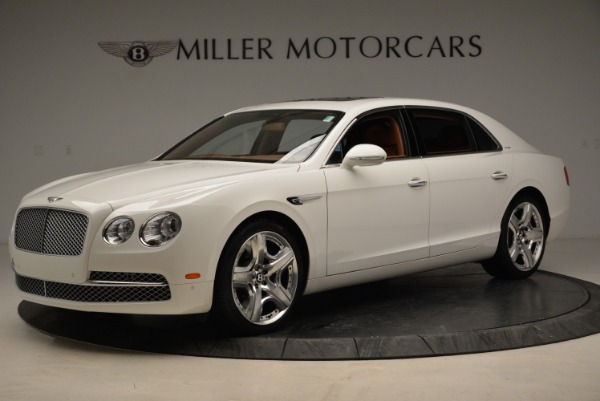 Used 2014 Bentley Flying Spur W12 for sale Sold at McLaren Greenwich in Greenwich CT 06830 2