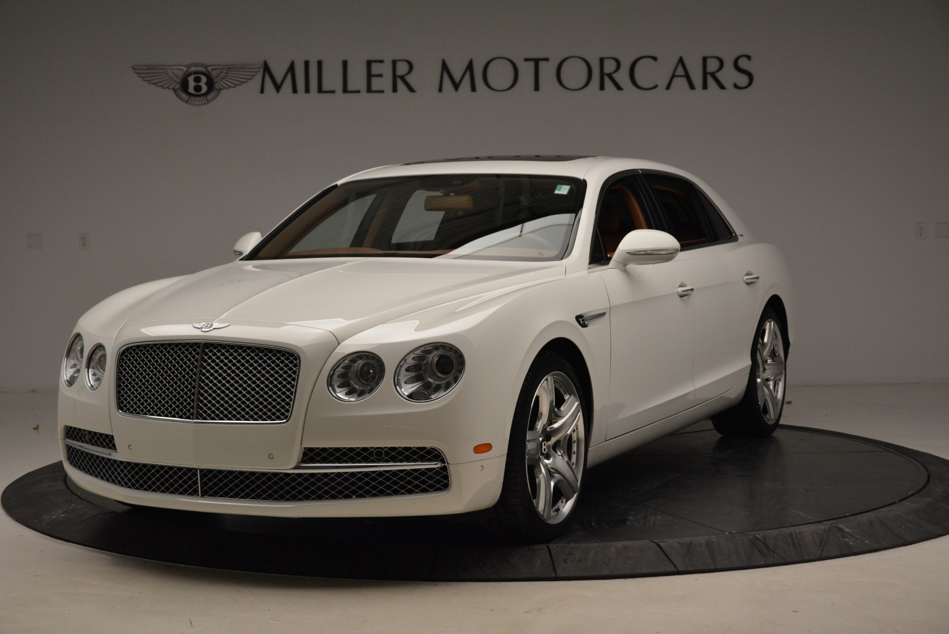Used 2014 Bentley Flying Spur W12 for sale Sold at McLaren Greenwich in Greenwich CT 06830 1