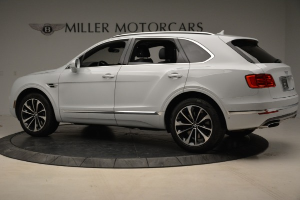 Used 2017 Bentley Bentayga for sale Sold at McLaren Greenwich in Greenwich CT 06830 4