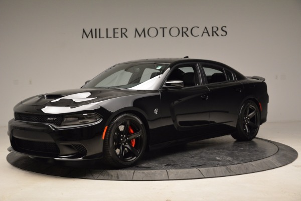 Used 2017 Dodge Charger SRT Hellcat for sale Sold at McLaren Greenwich in Greenwich CT 06830 2