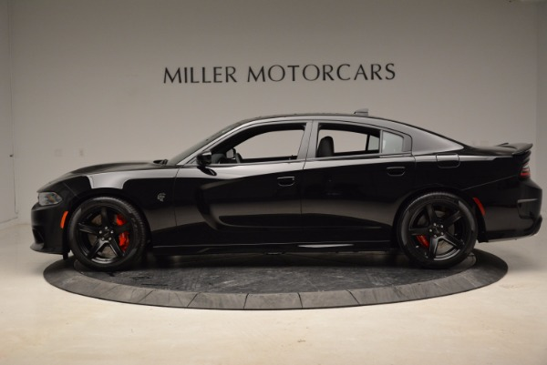 Used 2017 Dodge Charger SRT Hellcat for sale Sold at McLaren Greenwich in Greenwich CT 06830 3