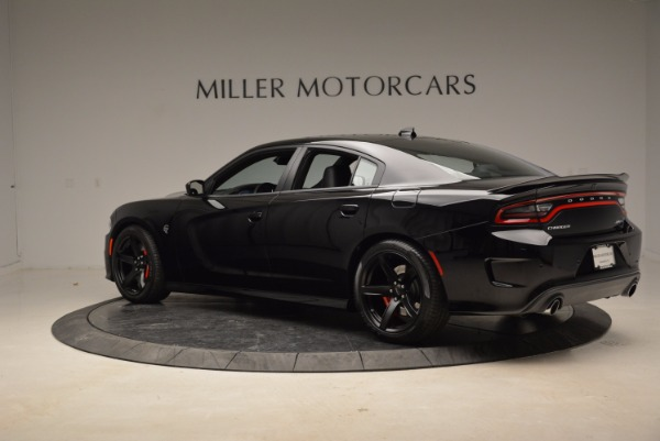 Used 2017 Dodge Charger SRT Hellcat for sale Sold at McLaren Greenwich in Greenwich CT 06830 4