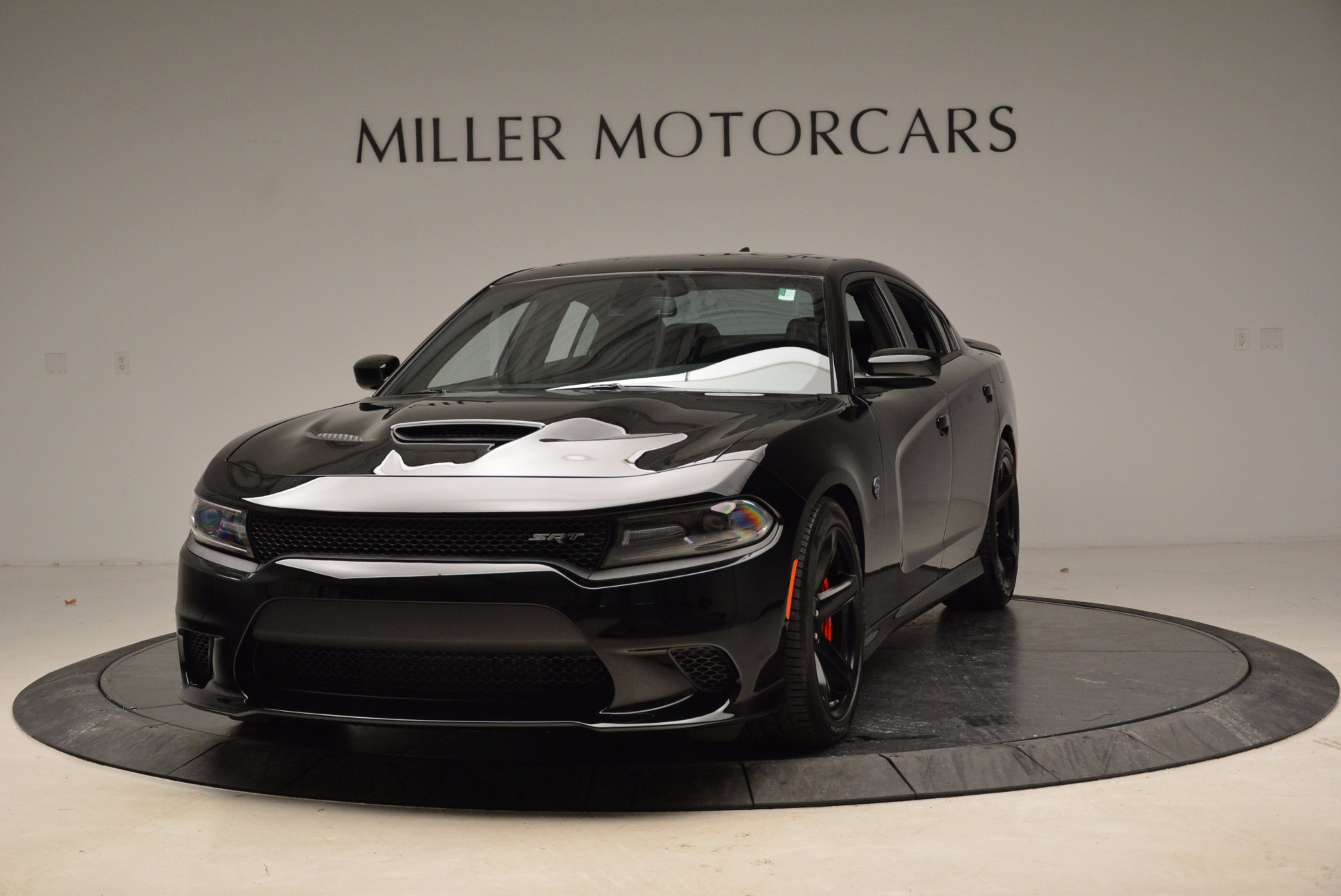 Used 2017 Dodge Charger SRT Hellcat for sale Sold at McLaren Greenwich in Greenwich CT 06830 1