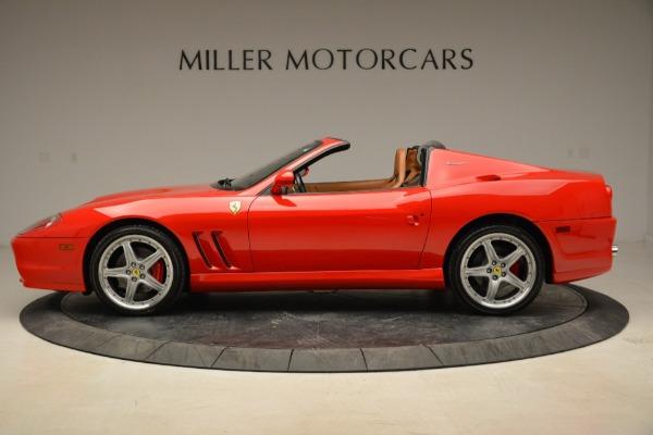 Used 2005 Ferrari Superamerica for sale $299,900 at McLaren Greenwich in Greenwich CT 06830 2