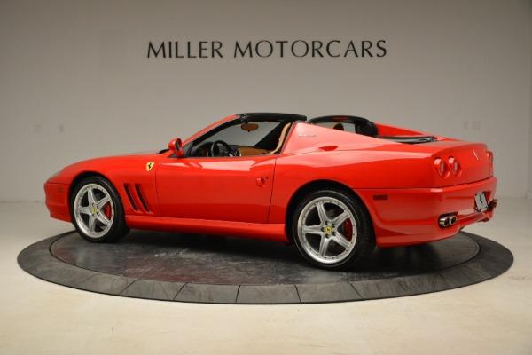 Used 2005 FERRARI Superamerica for sale $329,900 at McLaren Greenwich in Greenwich CT 06830 3