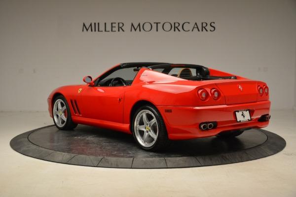 Used 2005 FERRARI Superamerica for sale $299,900 at McLaren Greenwich in Greenwich CT 06830 4