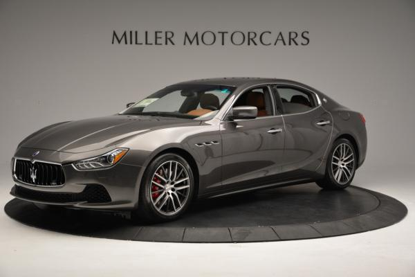 Used 2016 Maserati Ghibli S Q4 for sale Sold at McLaren Greenwich in Greenwich CT 06830 2
