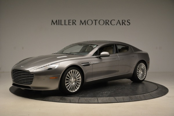Used 2014 Aston Martin Rapide S for sale Sold at McLaren Greenwich in Greenwich CT 06830 2