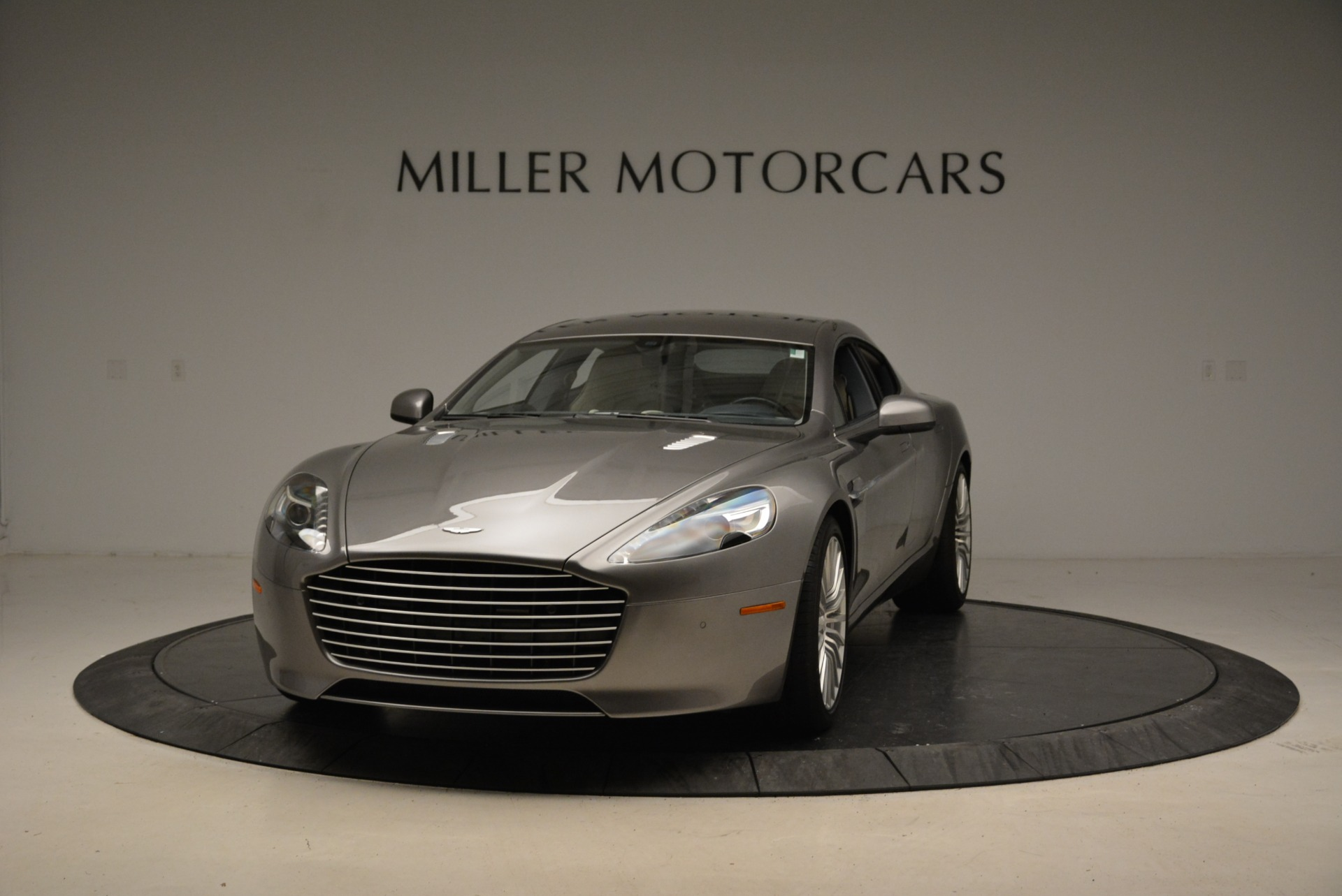 Used 2014 Aston Martin Rapide S for sale Sold at McLaren Greenwich in Greenwich CT 06830 1