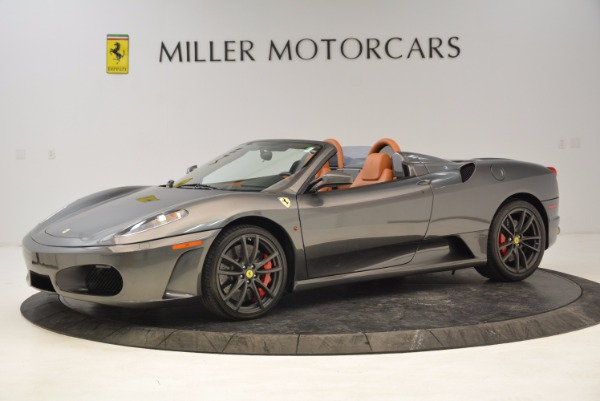 Used 2008 Ferrari F430 Spider for sale Sold at McLaren Greenwich in Greenwich CT 06830 2