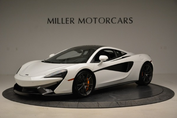 Used 2017 McLaren 570S for sale Sold at McLaren Greenwich in Greenwich CT 06830 2