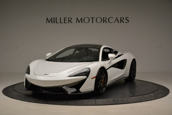 Used 2017 McLaren 570S for sale Sold at McLaren Greenwich in Greenwich CT 06830 1
