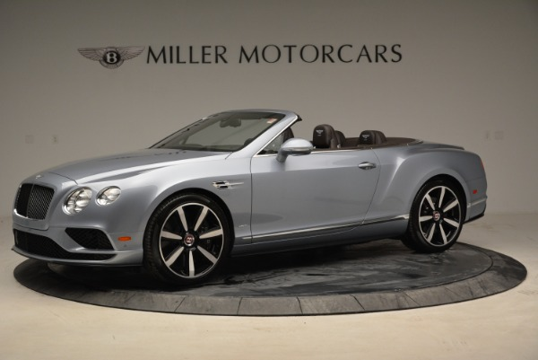 Used 2017 Bentley Continental GT V8 S for sale Sold at McLaren Greenwich in Greenwich CT 06830 2