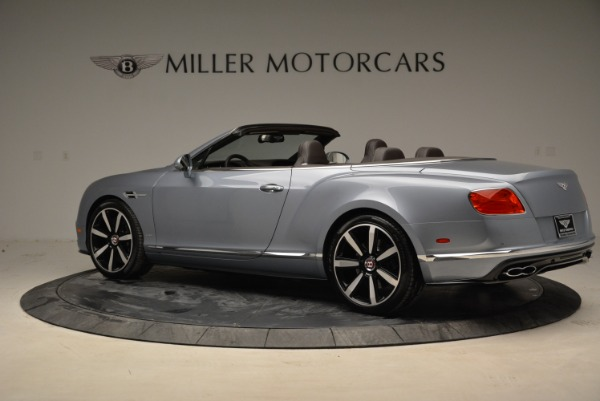 Used 2017 Bentley Continental GT V8 S for sale Sold at McLaren Greenwich in Greenwich CT 06830 4