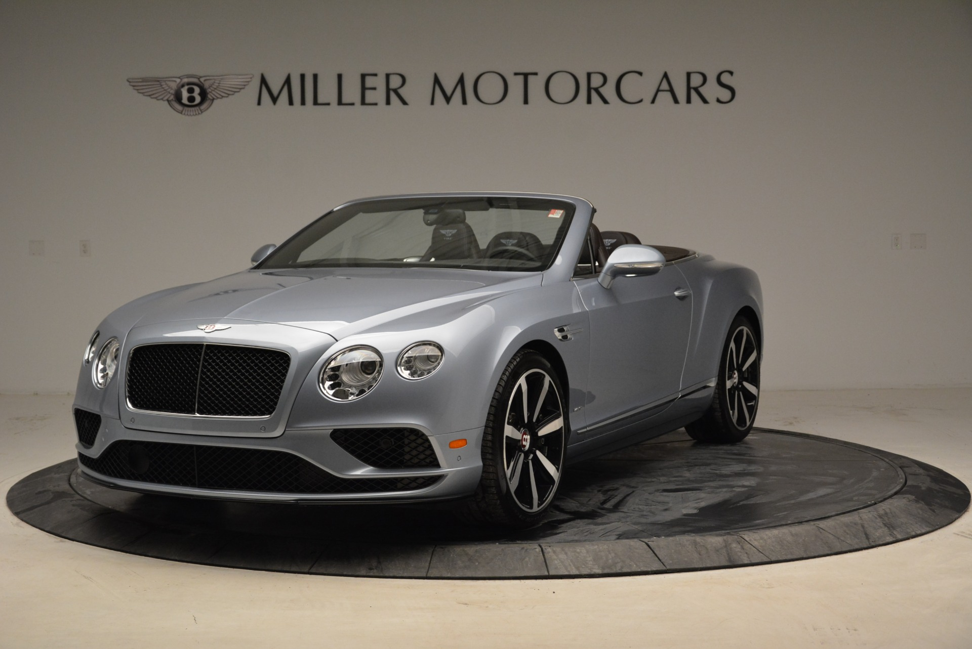 Used 2017 Bentley Continental GT V8 S for sale Sold at McLaren Greenwich in Greenwich CT 06830 1