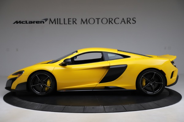 Used 2016 McLaren 675LT Coupe for sale $219,900 at McLaren Greenwich in Greenwich CT 06830 2