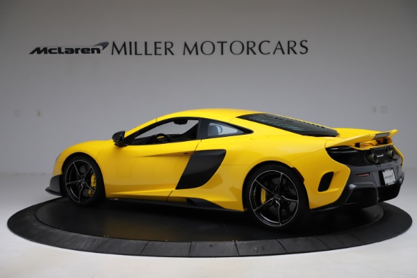 Used 2016 McLaren 675LT Coupe for sale $219,900 at McLaren Greenwich in Greenwich CT 06830 3