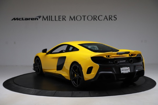 Used 2016 McLaren 675LT Coupe for sale $219,900 at McLaren Greenwich in Greenwich CT 06830 4