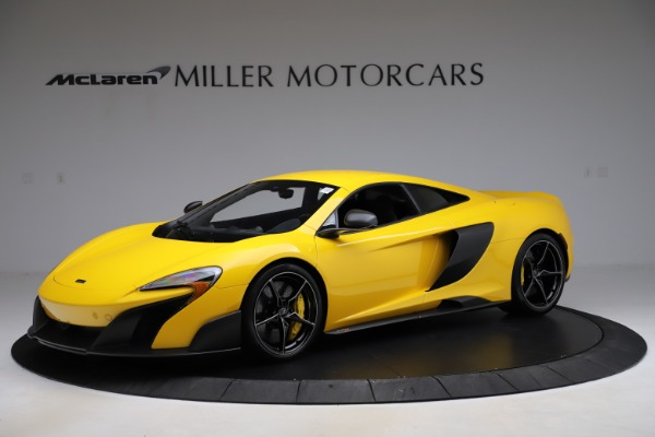 Used 2016 McLaren 675LT for sale $225,900 at McLaren Greenwich in Greenwich CT 06830 1