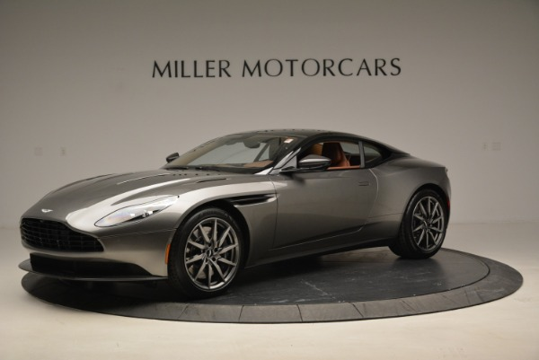 Used 2018 Aston Martin DB11 V12 for sale $169,990 at McLaren Greenwich in Greenwich CT 06830 2