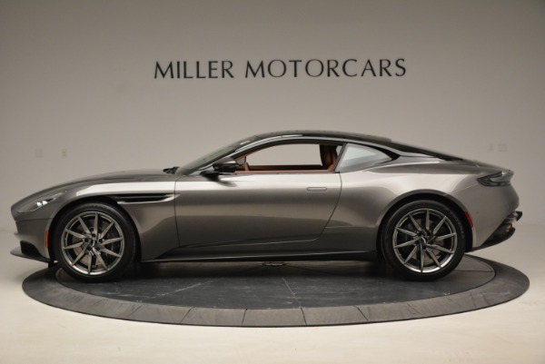 Used 2018 Aston Martin DB11 V12 for sale $169,990 at McLaren Greenwich in Greenwich CT 06830 3