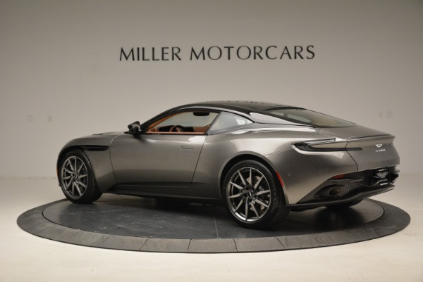 Used 2018 Aston Martin DB11 V12 for sale $169,990 at McLaren Greenwich in Greenwich CT 06830 4