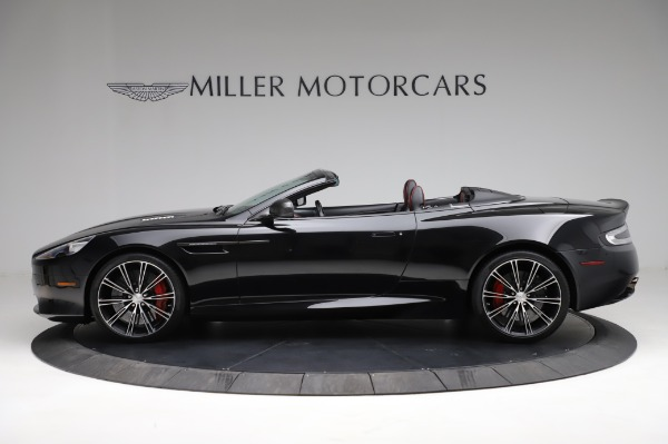 Used 2015 Aston Martin DB9 Convertible for sale Sold at McLaren Greenwich in Greenwich CT 06830 2