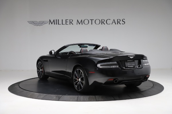 Used 2015 Aston Martin DB9 Convertible for sale Sold at McLaren Greenwich in Greenwich CT 06830 4