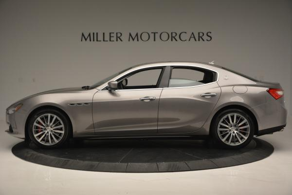 Used 2016 Maserati Ghibli S Q4 for sale Sold at McLaren Greenwich in Greenwich CT 06830 3