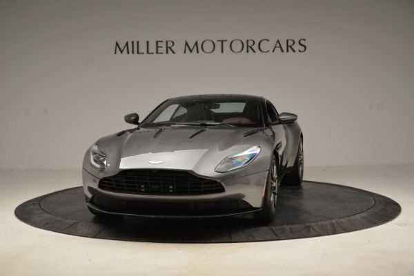 Used 2017 Aston Martin DB11 for sale Sold at McLaren Greenwich in Greenwich CT 06830 2
