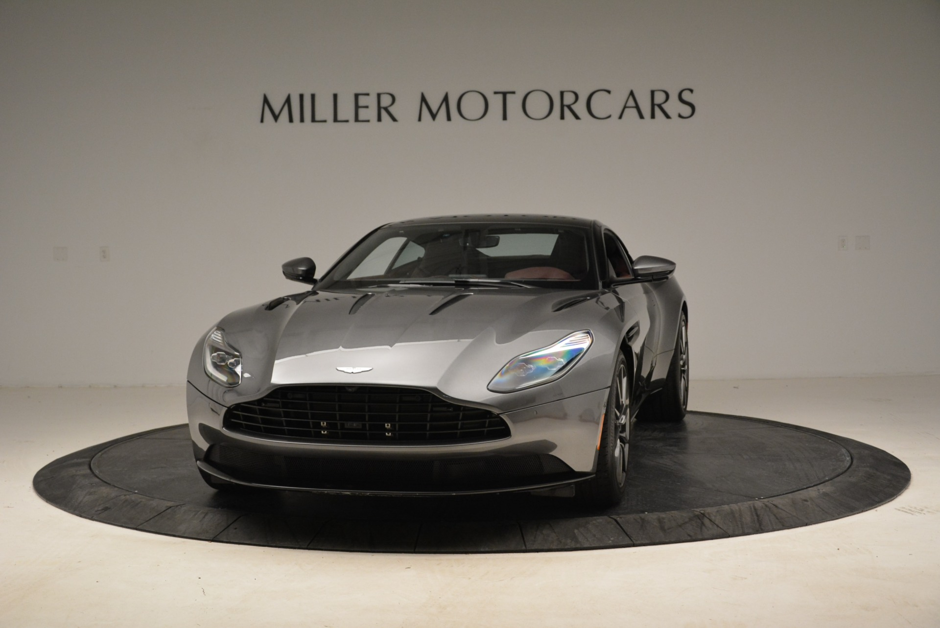 Pre Owned 2017 Aston Martin Db11 V12 Launch Edition For Sale Special Pricing Mclaren Greenwich Stock A1447a