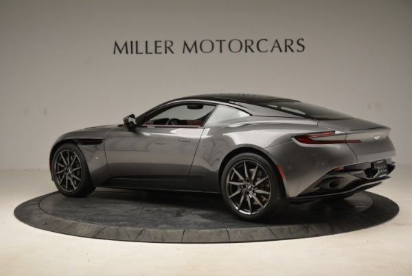 Used 2017 Aston Martin DB11 for sale Sold at McLaren Greenwich in Greenwich CT 06830 4