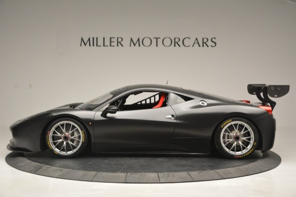 Used 2013 Ferrari 458 Challenge for sale $139,900 at McLaren Greenwich in Greenwich CT 06830 3