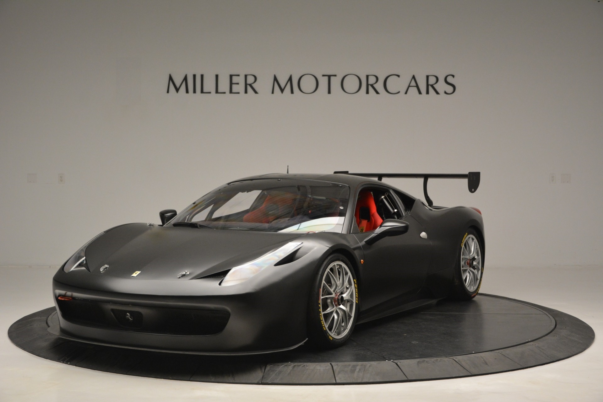 Used 2013 Ferrari 458 Challenge for sale $139,900 at McLaren Greenwich in Greenwich CT 06830 1