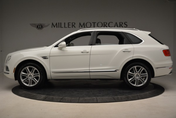 Used 2018 Bentley Bentayga Activity Edition for sale Sold at McLaren Greenwich in Greenwich CT 06830 3