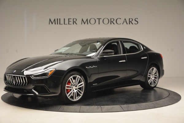 New 2018 Maserati Ghibli S Q4 GranLusso for sale Sold at McLaren Greenwich in Greenwich CT 06830 2