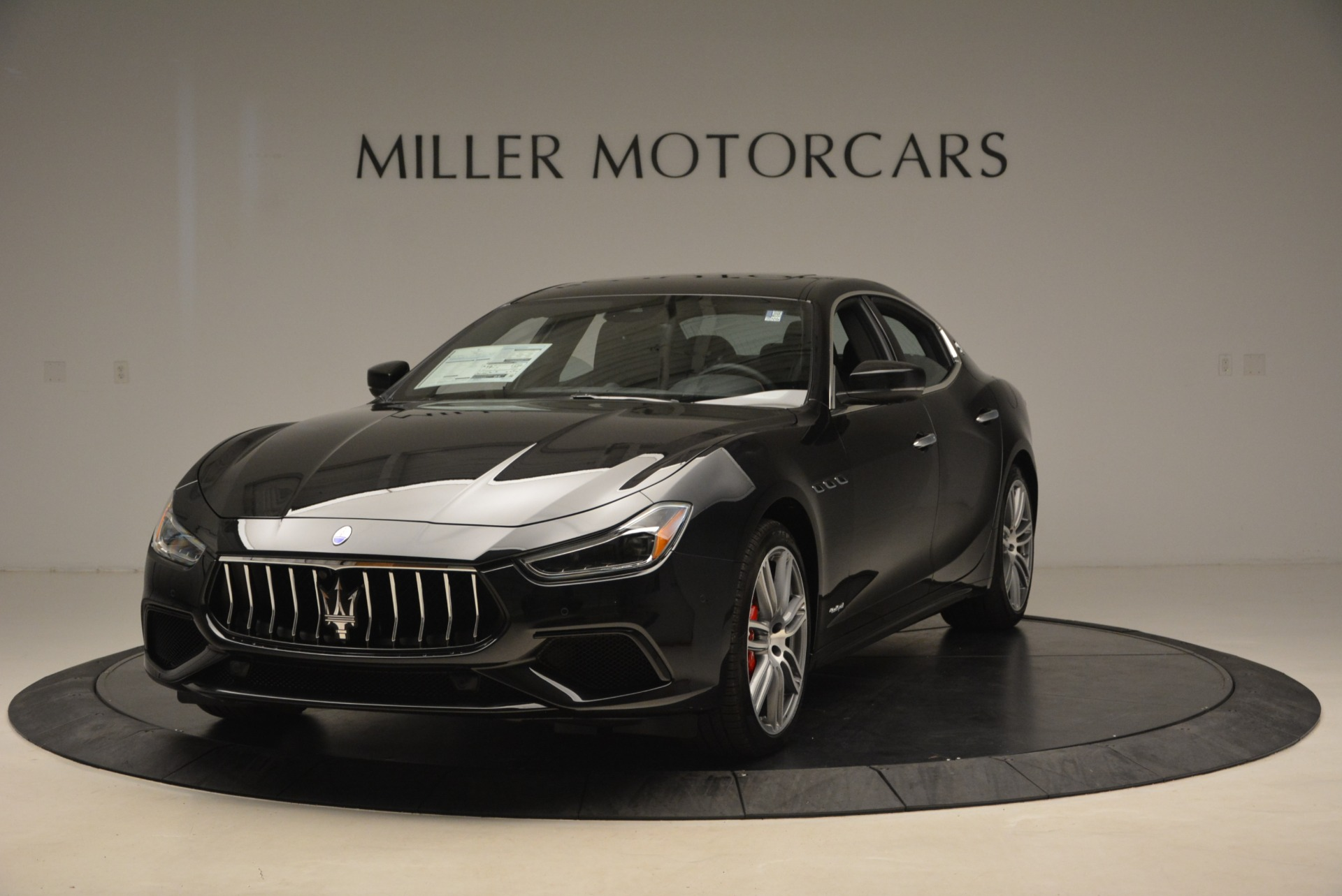 New 2018 Maserati Ghibli S Q4 GranLusso for sale Sold at McLaren Greenwich in Greenwich CT 06830 1