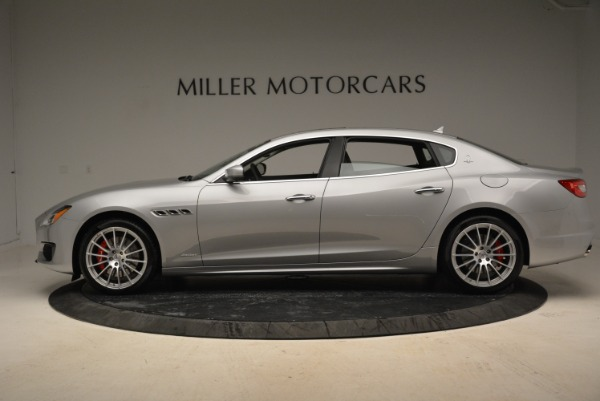 Used 2018 Maserati Quattroporte S Q4 Gransport for sale $66,900 at McLaren Greenwich in Greenwich CT 06830 2