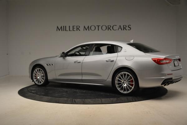 Used 2018 Maserati Quattroporte S Q4 Gransport for sale $66,900 at McLaren Greenwich in Greenwich CT 06830 3