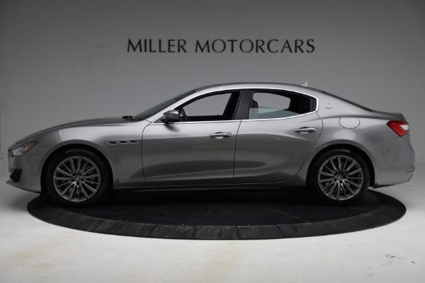 Used 2018 Maserati Ghibli S Q4 for sale $54,900 at McLaren Greenwich in Greenwich CT 06830 3